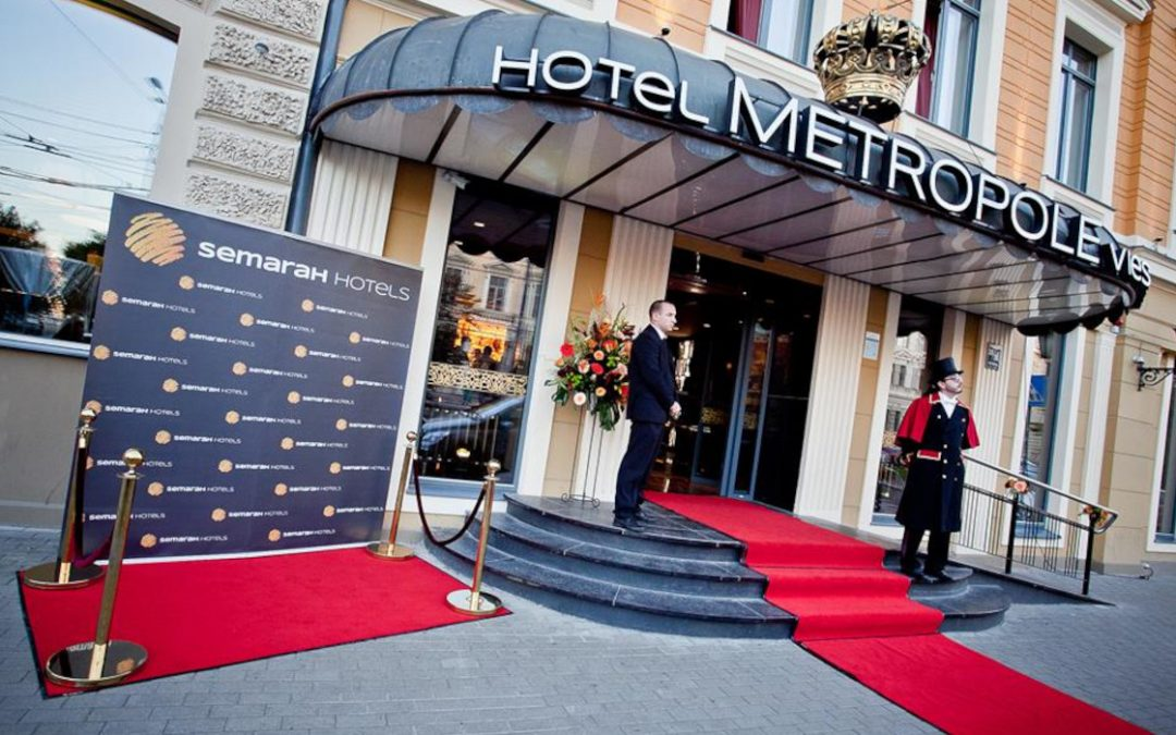 Metropole Hotel is officially opened in Riga